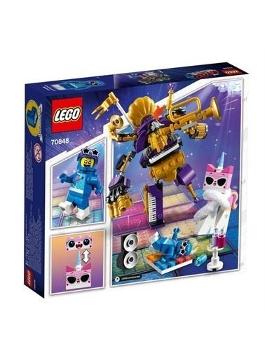 Lego Lego Movie 70848 Systar Şarti Ekibi Renkli